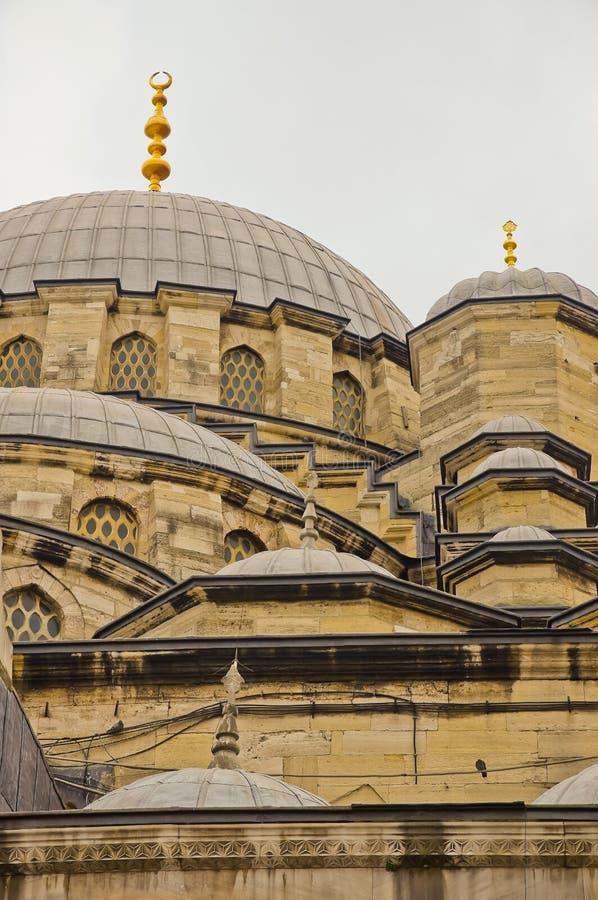 Istanbul - Moschee lizenzfreie stockfotografie