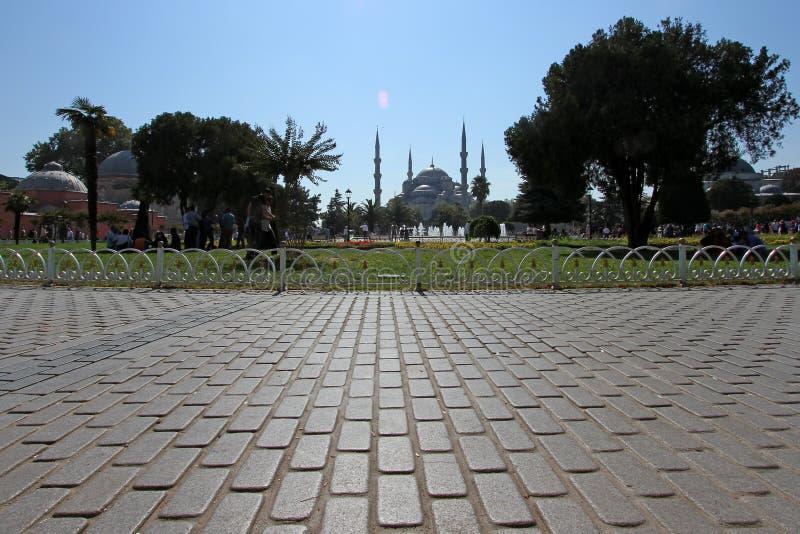 Istanbul, mosquée bleue photographie stock