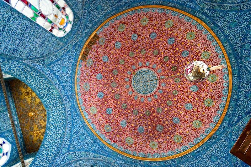 istanbul pałac topkapi zdjęcie royalty free