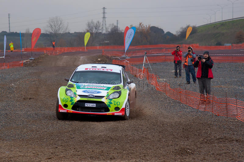 Download Istanbul Rally Championship 2010 Editorial Stock Photo - Image: 17602953