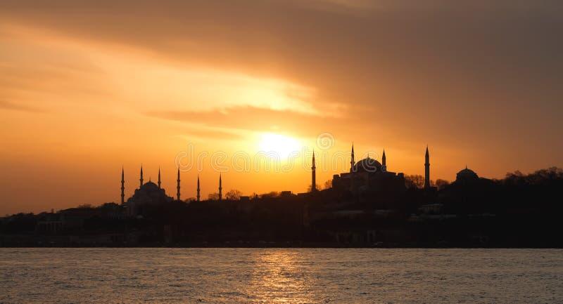 Istanbul, Sarayburnu stockfoto