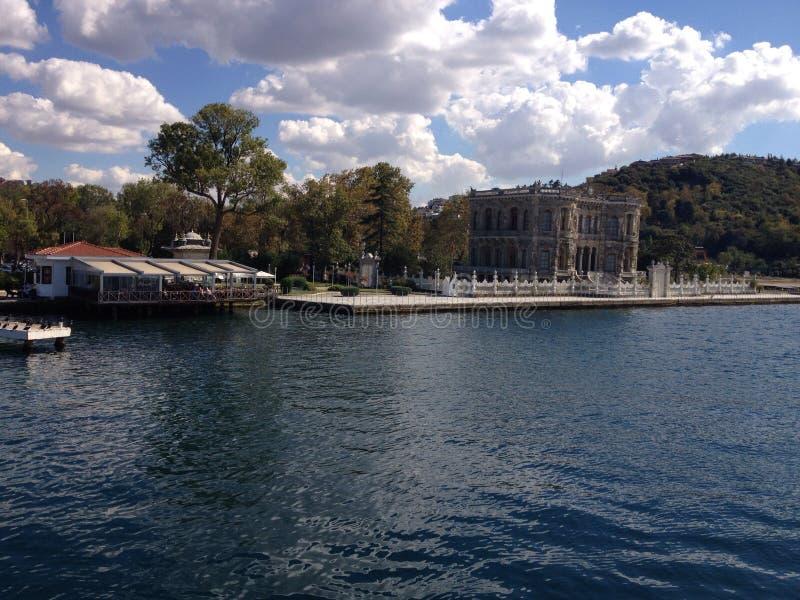 Istanbul stadstur royaltyfria foton