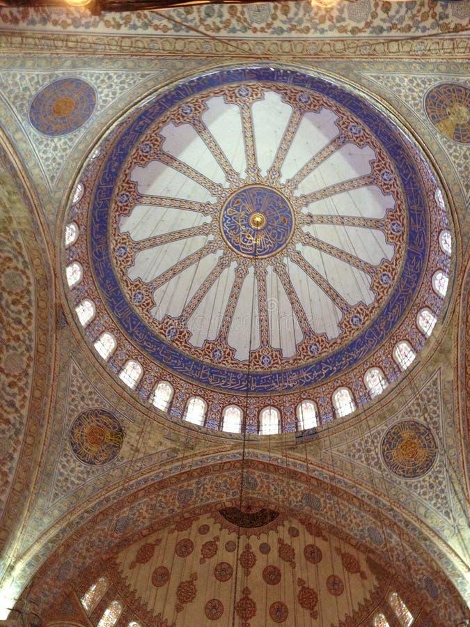 Istanbul stadstur arkivbild