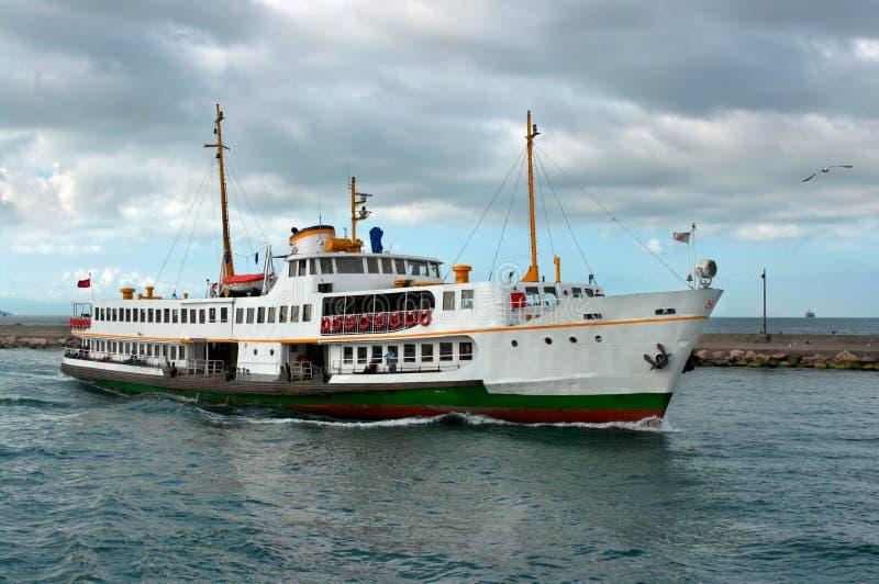 istanbul statek zdjęcia stock