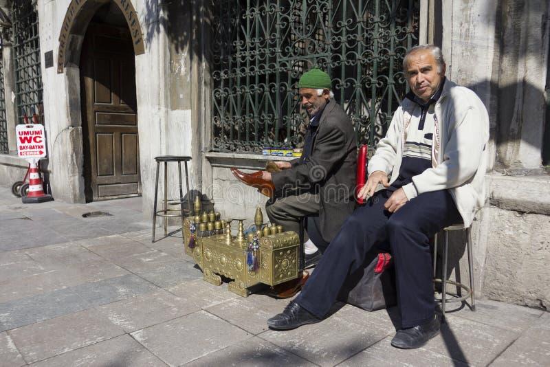 Istanbul - Street Scenes Editorial Photo