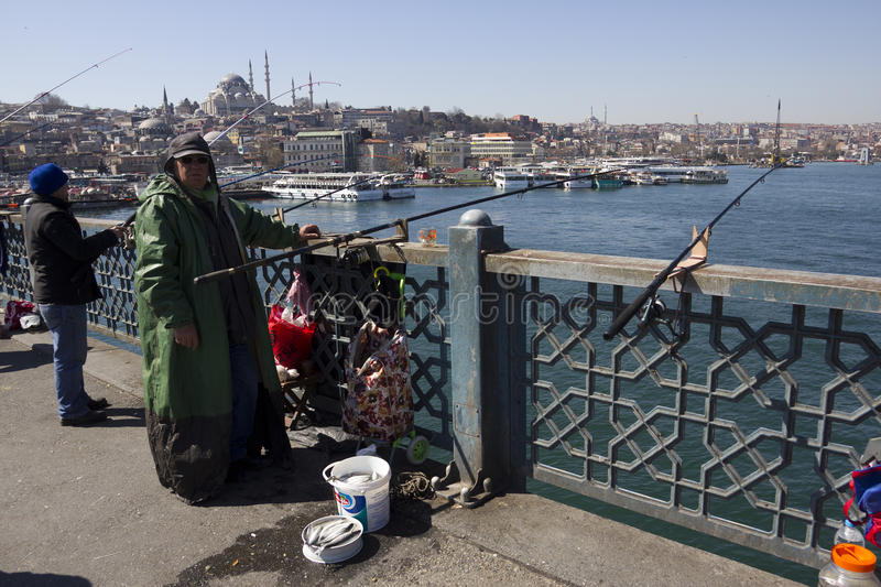 Download Istanbul - street scenes editorial stock image. Image of boat - 23986404