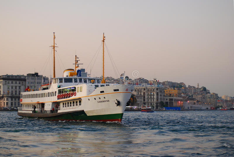 Ä°stanbul summer time royalty free stock photos