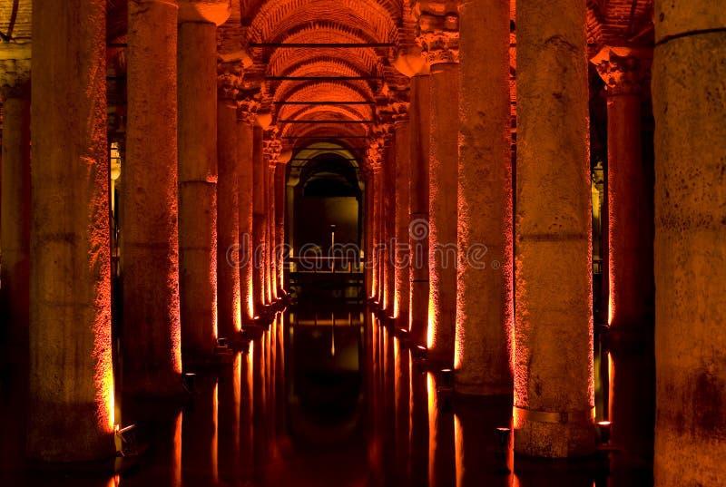 Istanbul, Turkey Underground royalty free stock photo