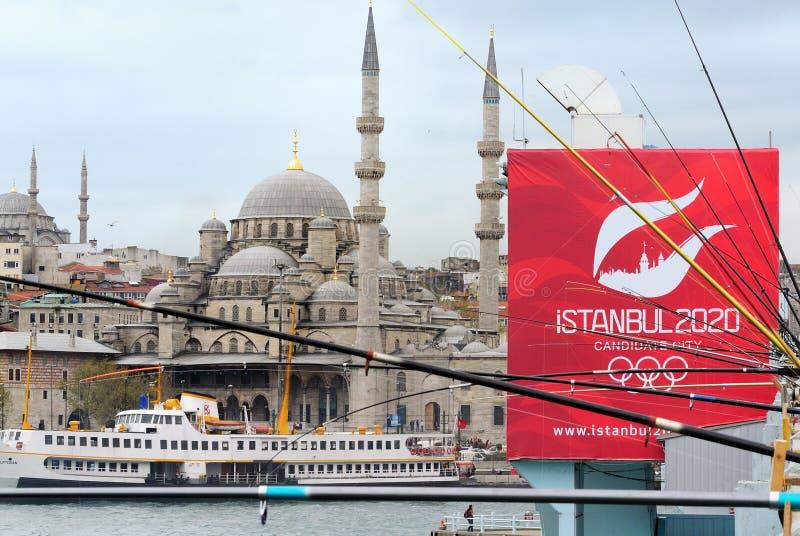 Istanbul Turquie images libres de droits