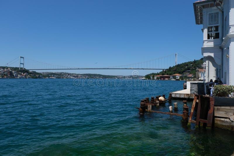 Istanbul, Turquie Bosphorus photographie stock libre de droits