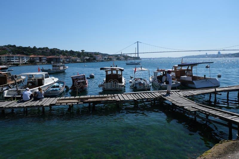 Istanbul, Turquie Bosphorus photo stock