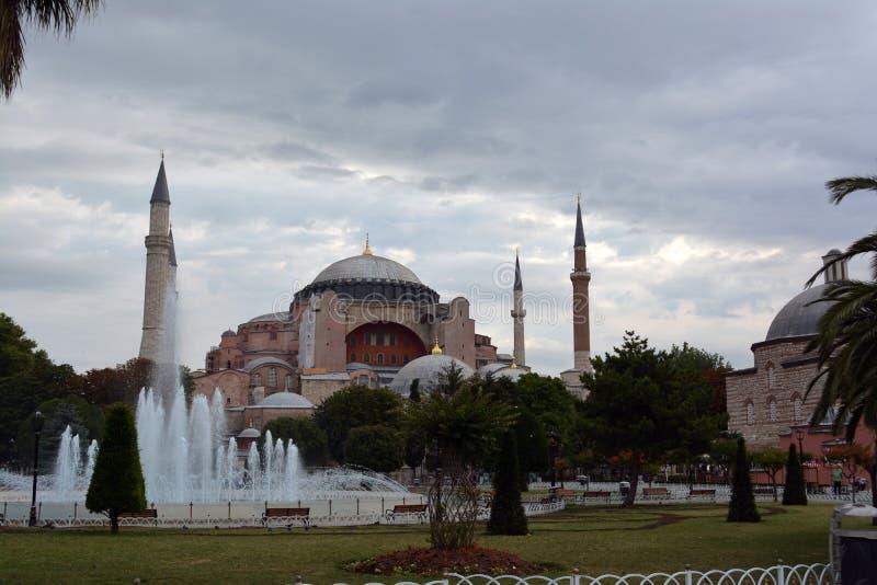 Istanbul Turquie le 16 juillet 2014, 8h15 photographie stock libre de droits
