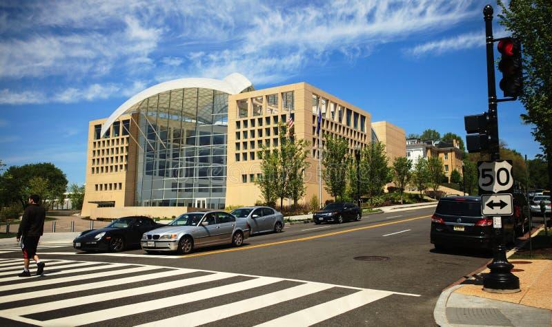 Istituto del Washington DC di pace fotografia stock