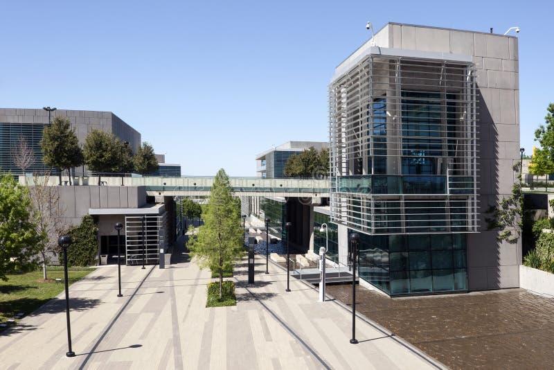 Istituto universitario della contea di Tarrant a Fort Worth, U.S.A. fotografia stock libera da diritti