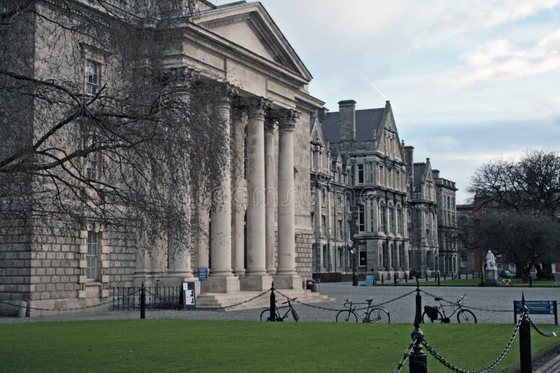 Istituto universitario della trinità fotografia stock