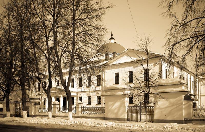 Istituto universitario di Arte-ripristino di Suzdal' fotografia stock