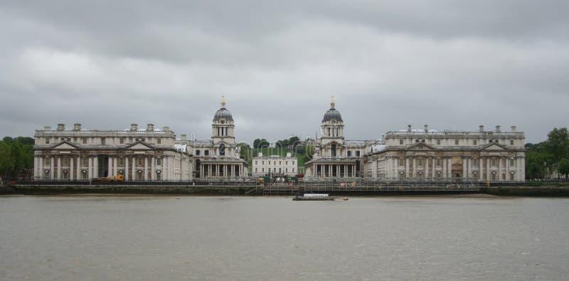 Istituto universitario navale reale, Greenwich fotografia stock