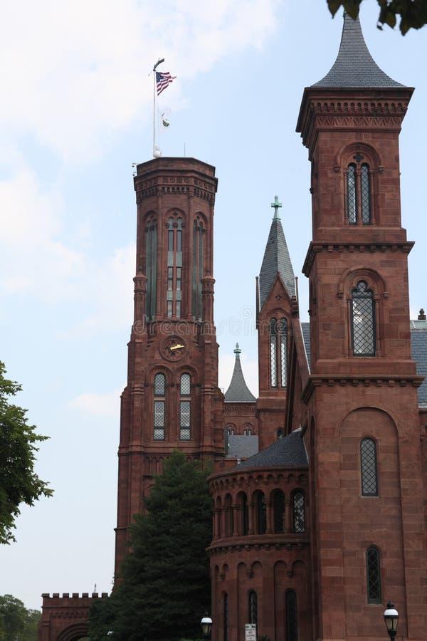 Istituzione di Smithsonian   fotografia stock libera da diritti