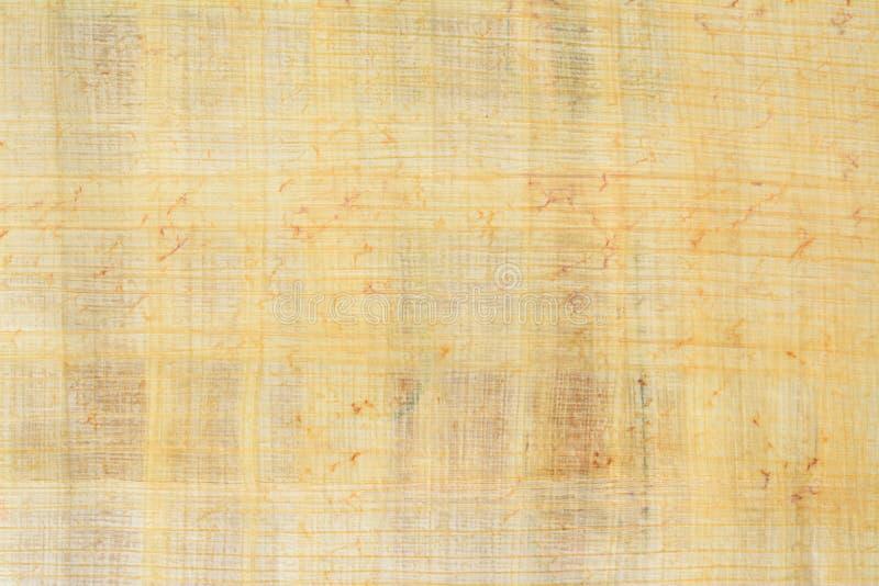 Istny stary payrus papieru tło liczba 8 i tekstura Zamyka w g?r? makro- zdjęcia stock