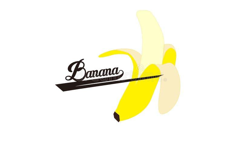Isto é banana muito bom ilustração do vetor