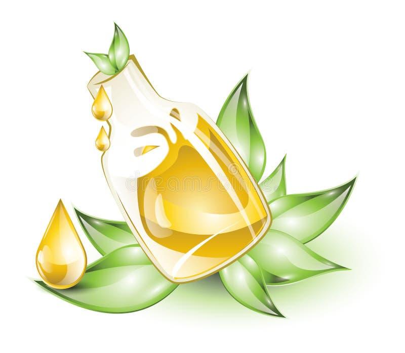 Istotny olej royalty ilustracja
