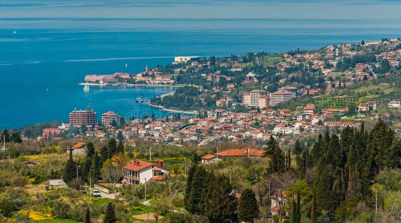 Istria esloveno - istra fotos de archivo