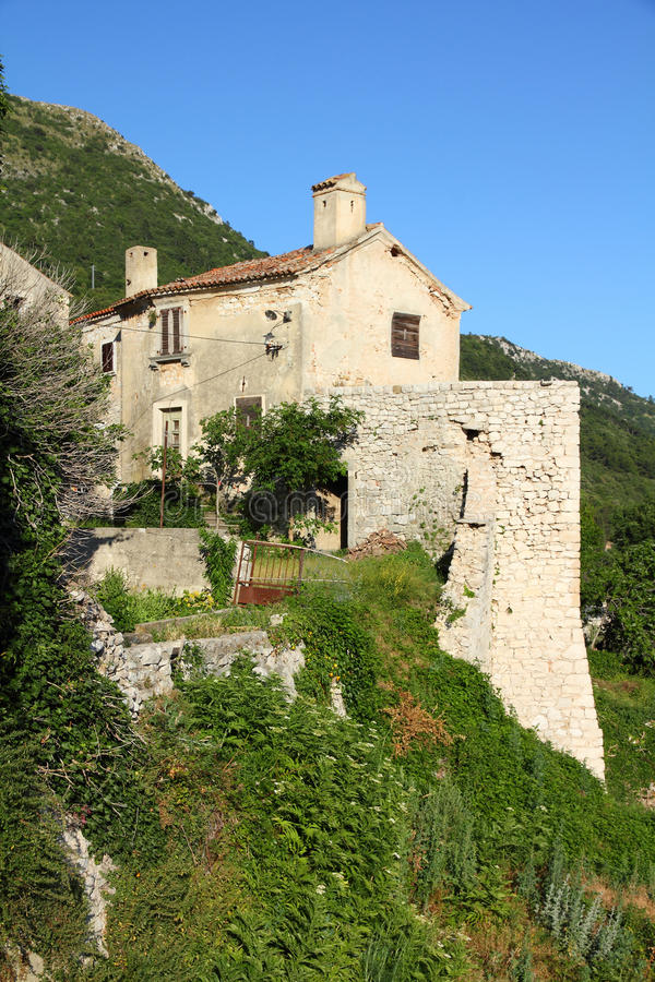 Istria - la Croatie images stock