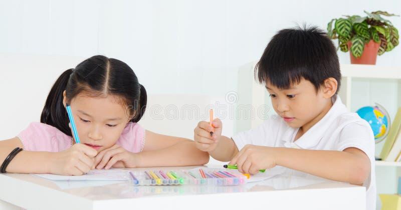 Istruzione del bambino fotografia stock libera da diritti