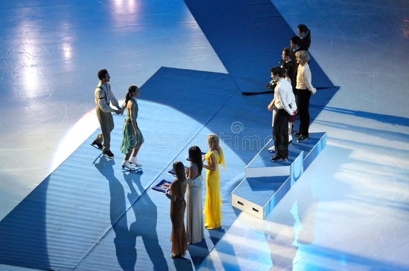 Download ISU World Figure Skating Championships 2010 Editorial Photography - Image: 13638207