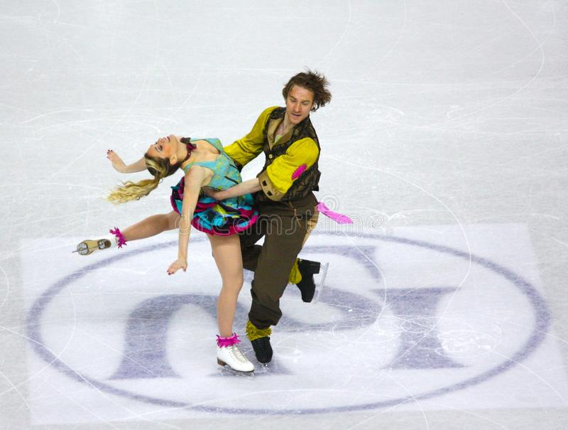 Download ISU World Figure Skating Championships 2010 Editorial Photography - Image: 13657647