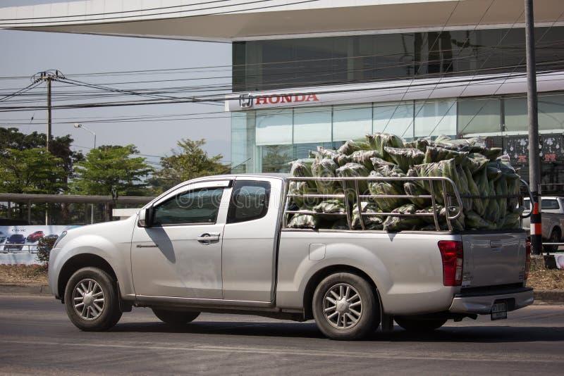 Isuzu Dmax Pickup Truck privée photo stock