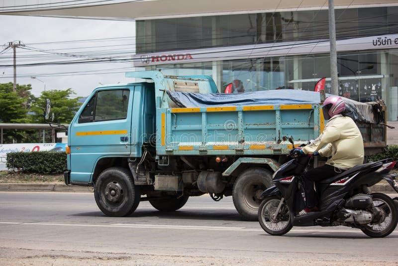 Isuzu Dump Truck priv?e images stock