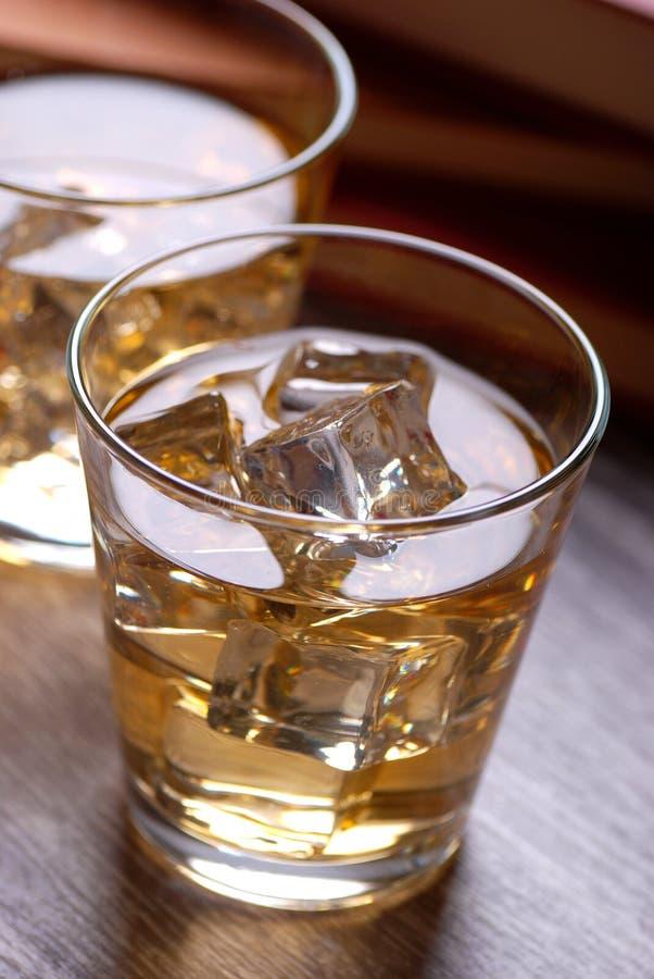 iswhiskey royaltyfri fotografi