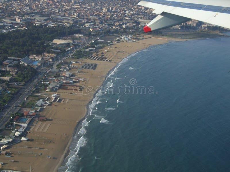 Itália-Catania - terras comuns criativas pelo gnuckx imagens de stock