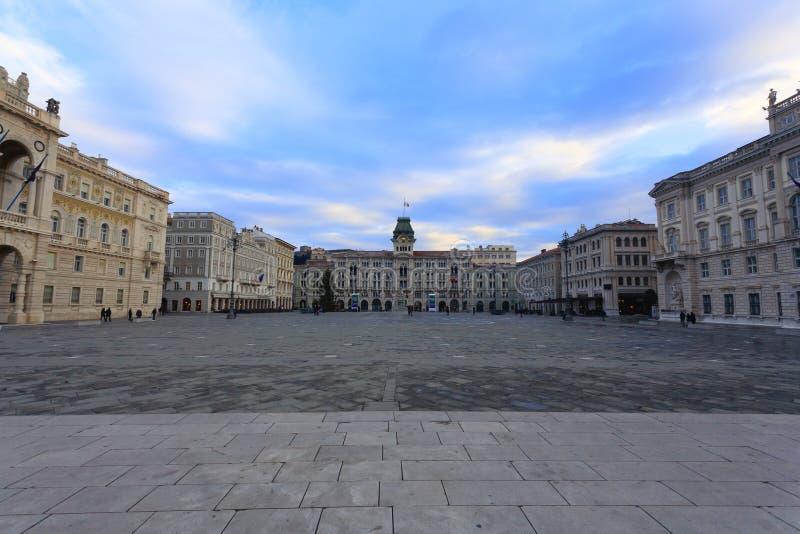 Itália, Trieste, imagem de stock royalty free