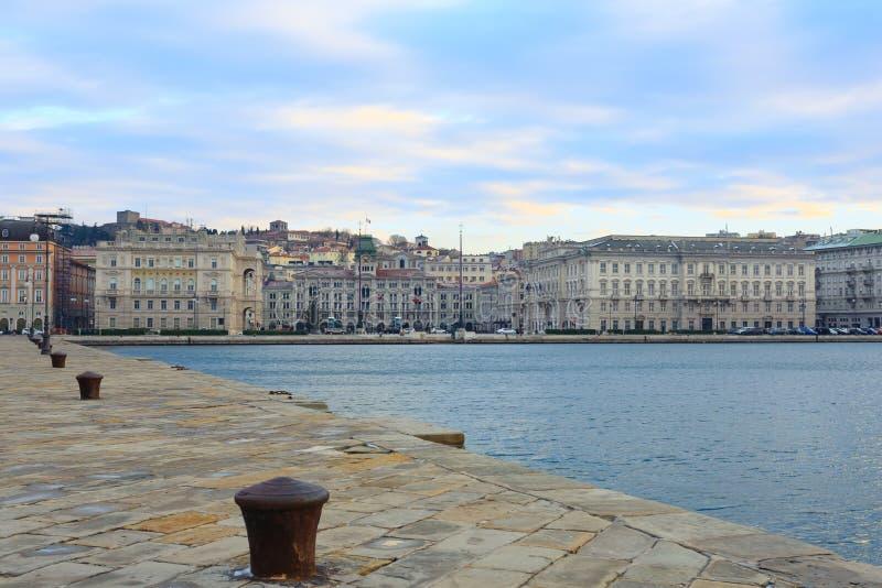 Itália, Trieste, imagens de stock