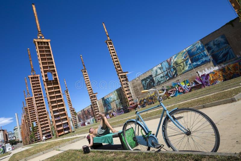 Itália - Turin foto de stock