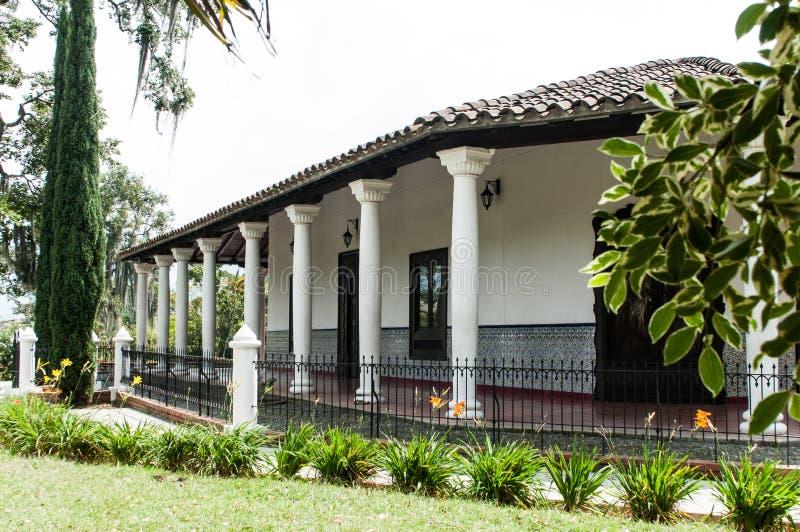 Itagui, Antioquia, Kolumbia Styczeń 06, 2019-Cultural ditaires, domowi i muzealni obraz royalty free