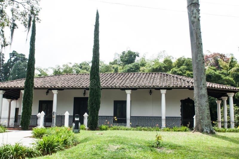 Itagui, Antioquia, Kolumbia Styczeń 06, 2019-Cultural ditaires, domowi i muzealni fotografia stock