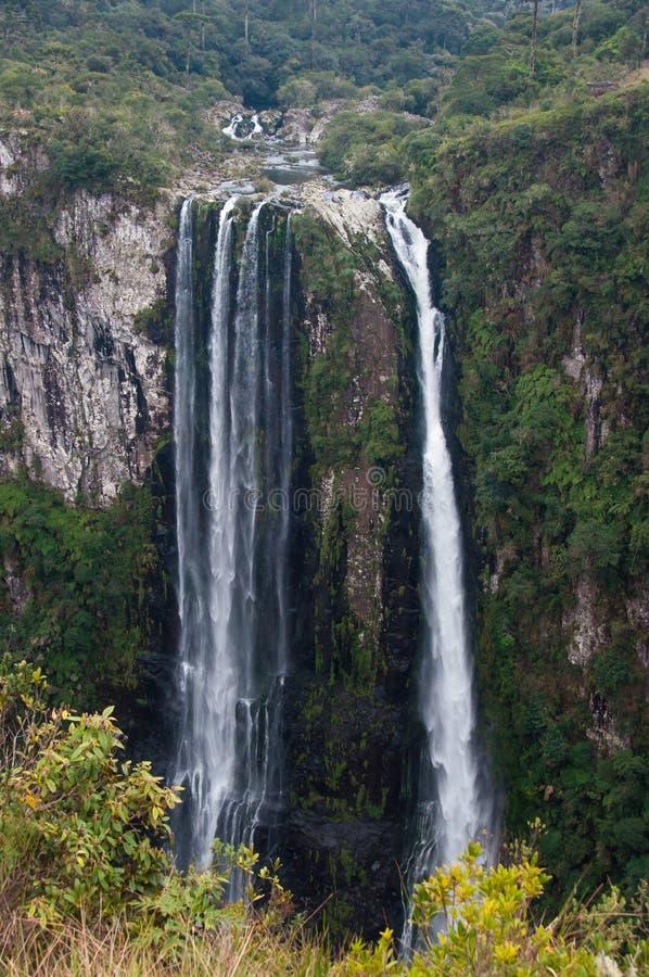 Itaimbezinho Uroczyści jary w rio grande robią Sul, Brazylia fotografia stock