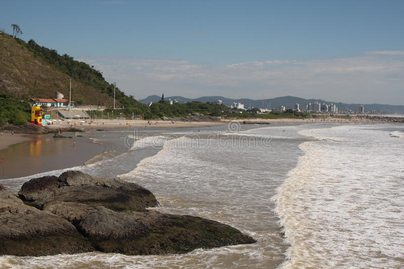 Itajai - Santa Catarina - le Brésil photos stock