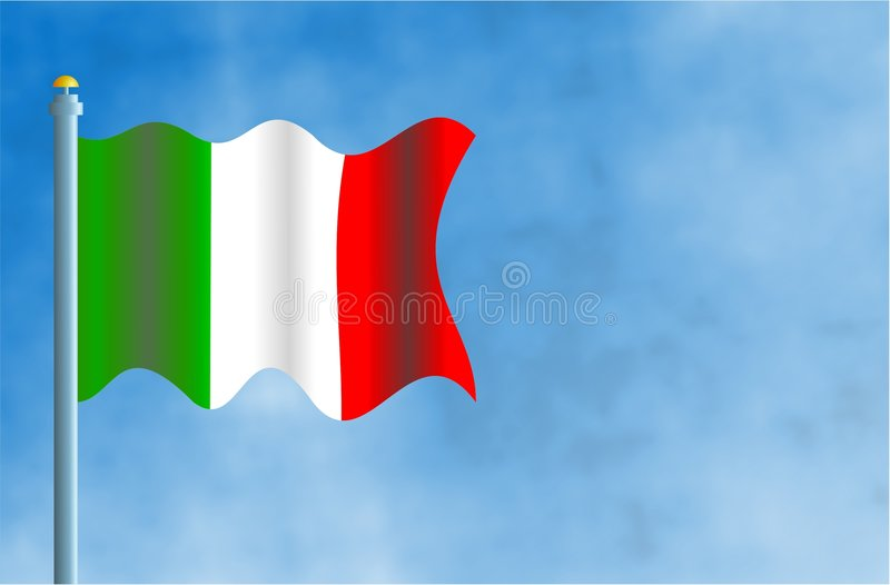 Italië vector illustratie