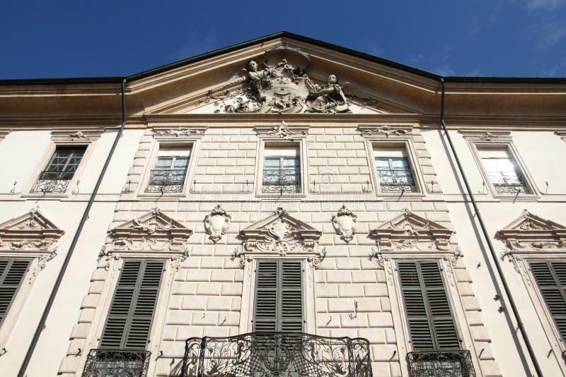 Italië - Piacenza royalty-vrije stock afbeeldingen