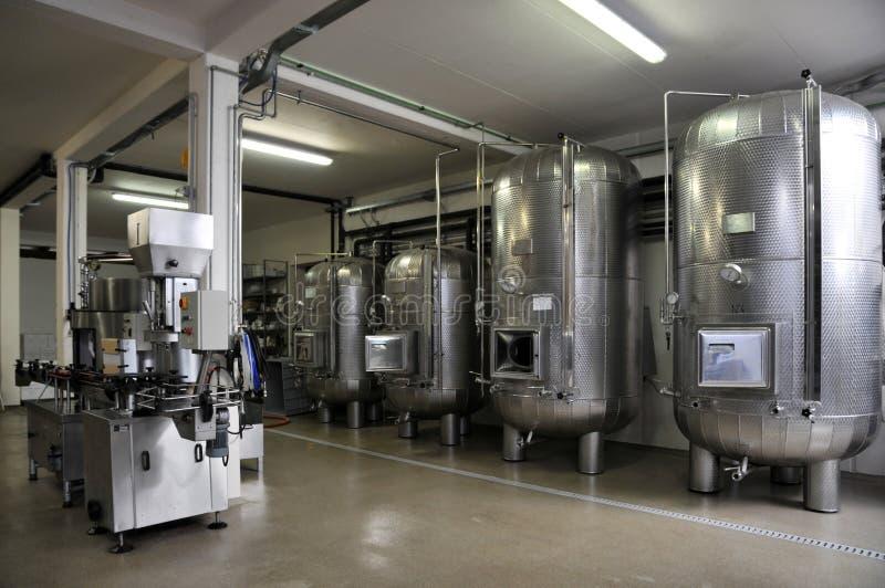 Italië: wijnbereiding (Chianti) royalty-vrije stock afbeelding