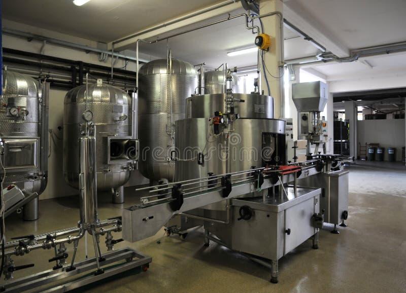 Italië: wijnbereiding (Chianti) royalty-vrije stock afbeeldingen