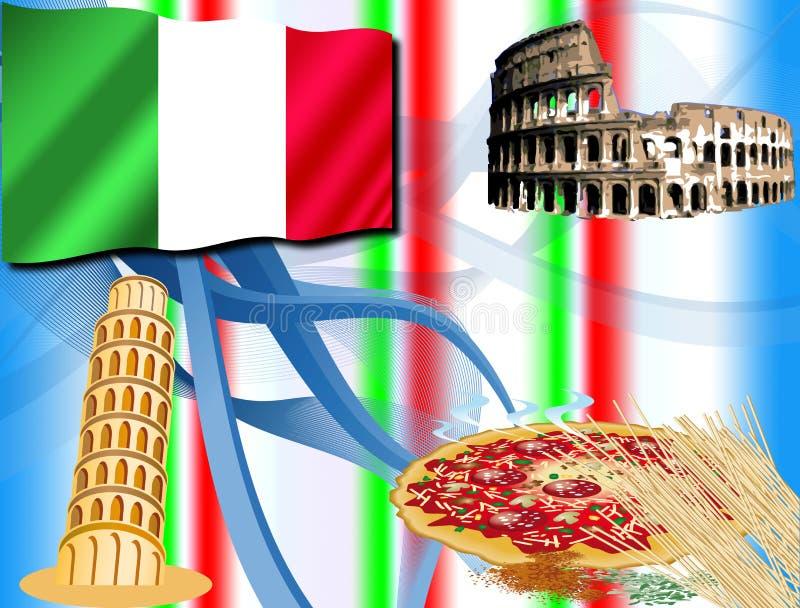 Download Italia stock de ilustración. Imagen de ilustración, europeo - 5021490