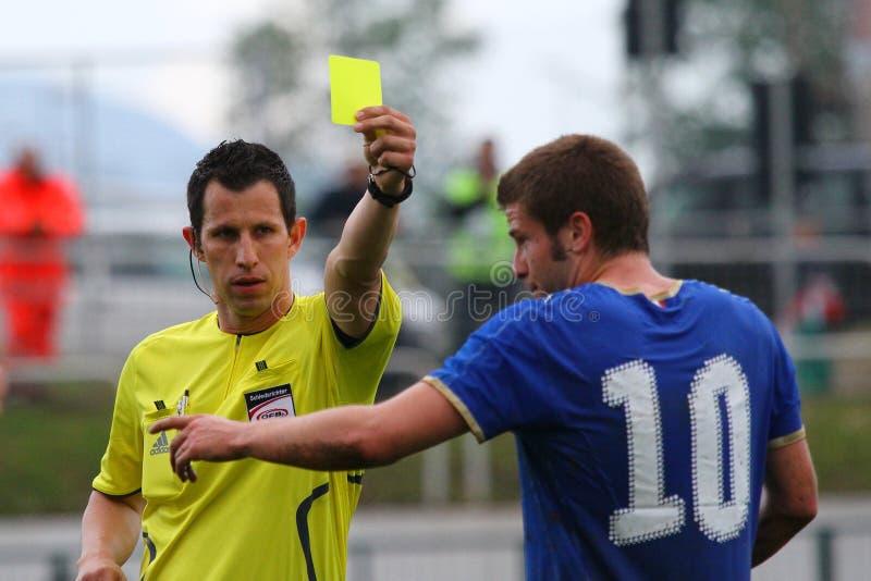 Italia contra Suiza - la FIFA bajo 20 imagen de archivo libre de regalías