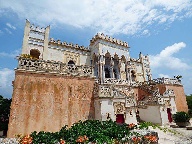 Italia, Puglia, Castro, Zinzulusa foto de archivo libre de regalías