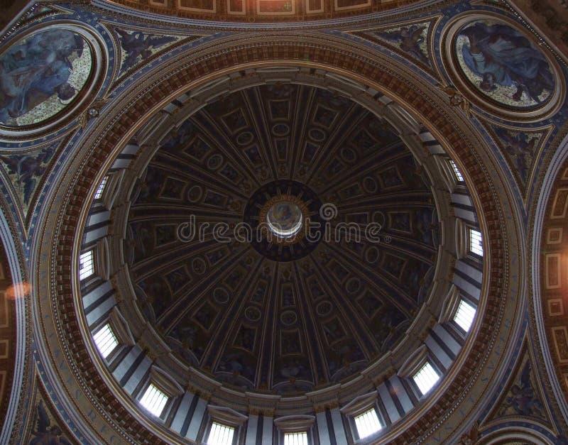 Italia-Vaticano - campos comunes creativos por el gnuckx foto de archivo libre de regalías