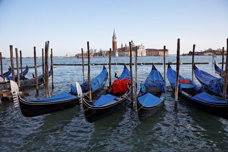 Italia, Venecia, San Jorge Maggiore fotografía de archivo